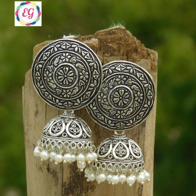 Pretty Big Circle Jhumka
