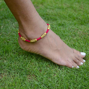 Dokra Anklet Beads 1