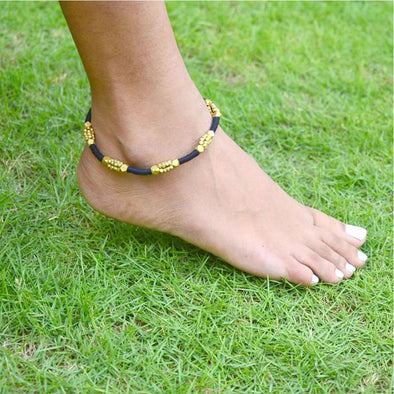 Dokra Anklet Beads 2