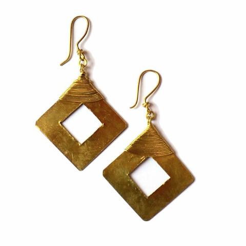 Dokra Earrings 5