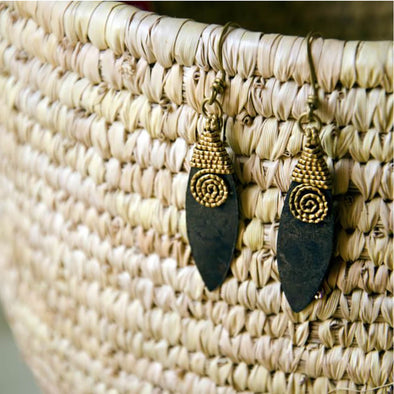 Dokra Earrings 6