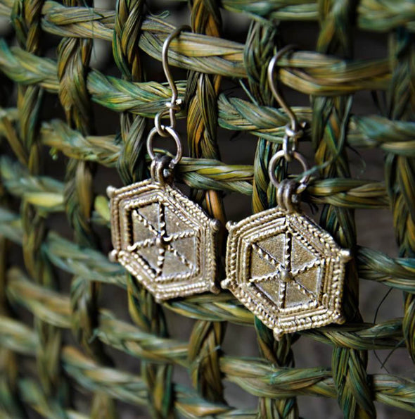Dokra Earrings 8