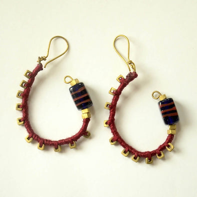 Dokra Earrings 1