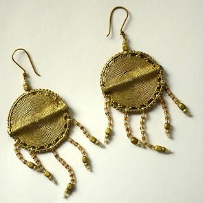 Dokra Earrings 2