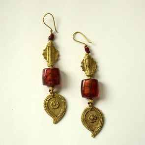Dokra Earrings 3