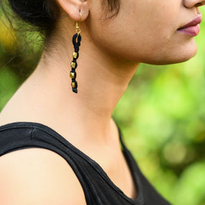 Dokra Earring Basic 5