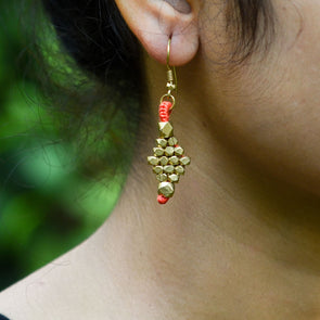 Dokra Earring Basic 4