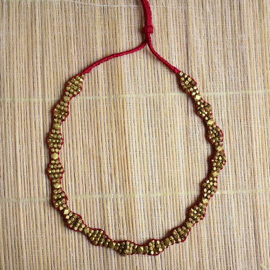 Dokra Necklace 24