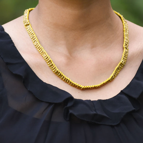 Dokra Necklace Classic 1