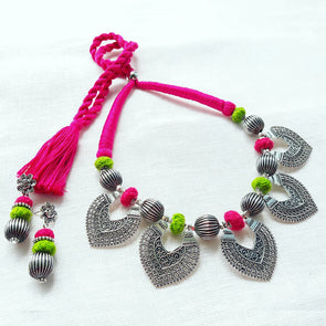 Kan Bali Statement Necklace