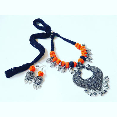 Heart Shaped Statement Neckpiece