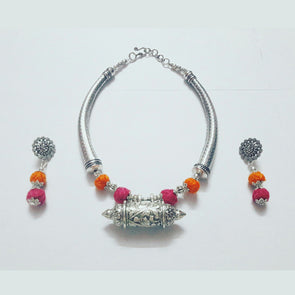 Tribal Maduli Necklace