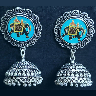 Photo Frame Jhumka