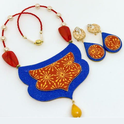 Phulkari Splash Set