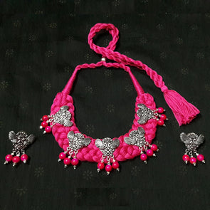 Mayur Beni Statement Necklace