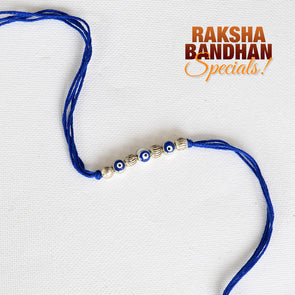 Triple Evil Eye Rakhi
