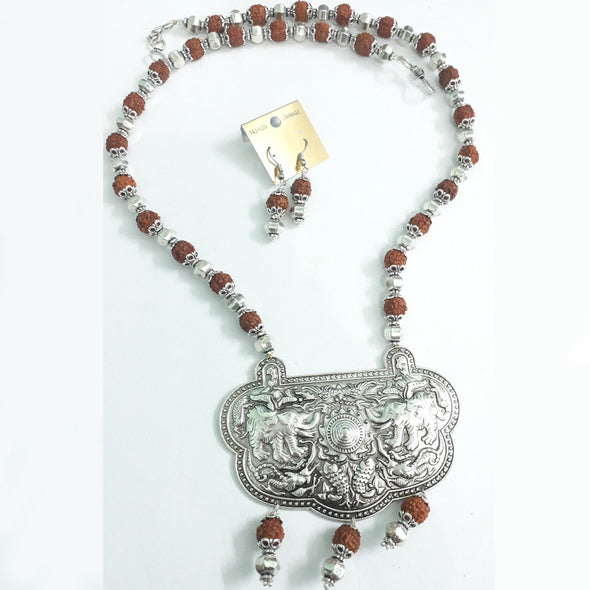 Rudrakhs Necklace