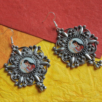 Royalty Earrings 01