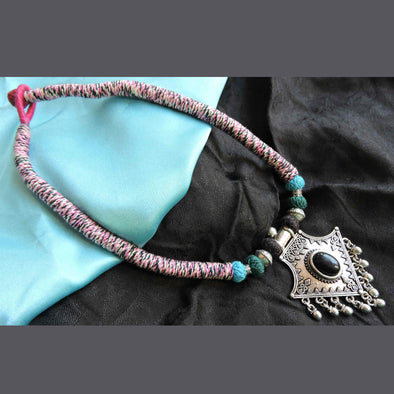Tibetan Wonder Necklace 1