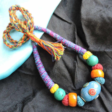 Tibetan Wonder Necklace 6