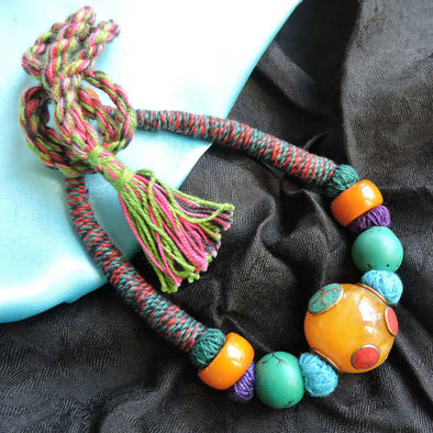 Tibetan Wonder Necklace 7