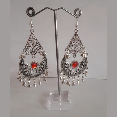 German Silver Earrings 12