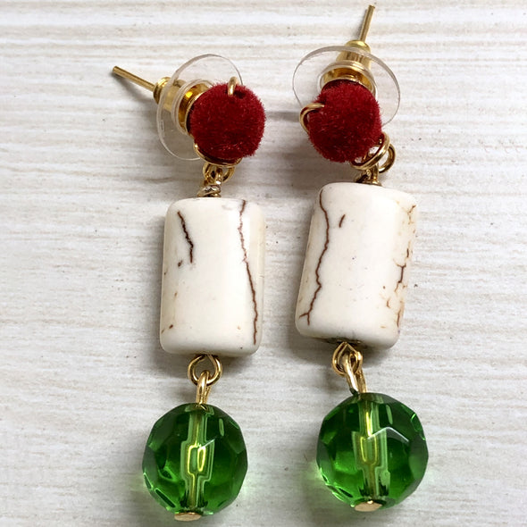Xmas drops- Christmas Earring Collection