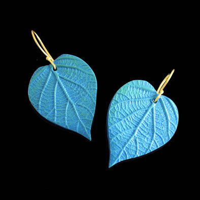 Cool Leaves Earrings