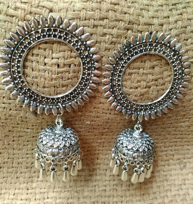 Bangle Earrings Jhumka
