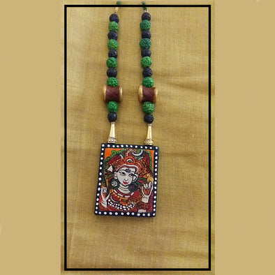 Terracotta Necklace 2