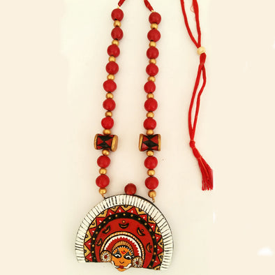 Terracotta Necklace 3