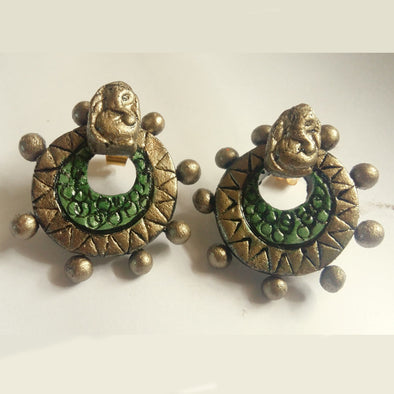 Terracotta Earrings 3