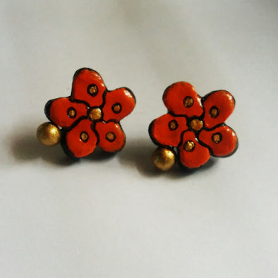Terracotta Earrings 4