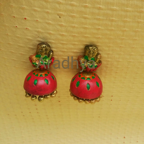 Terracotta Earrings 5