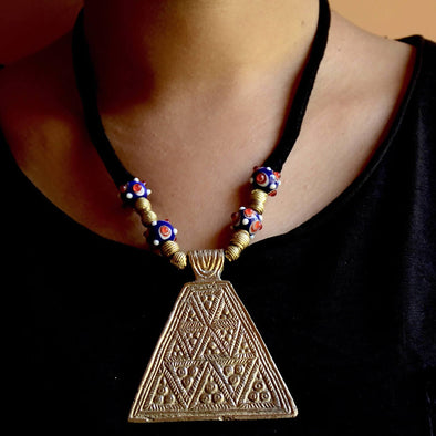 Dokra Necklace 3