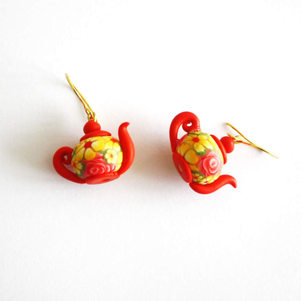Kettles Earrings