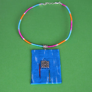 Poochampally Ikat Necklace