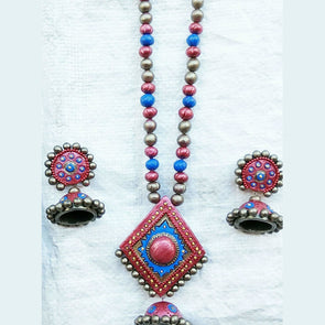Terracotta Jewellery Sets