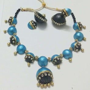 Terracotta Fashion Jewellery Set
