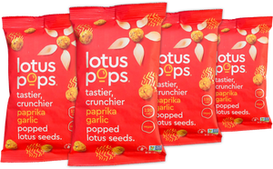 Paprika Garlic - Lotus Pops
