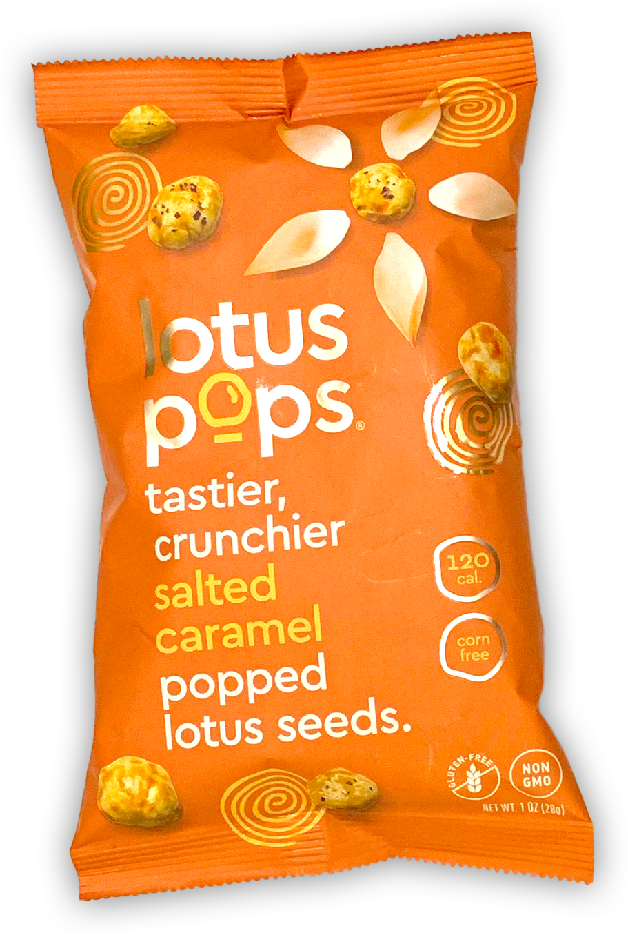 Salted Caramel - Lotus Pops