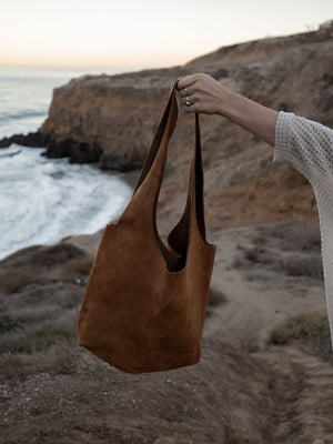 Leather Jude Bag