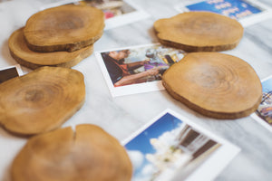 Coffee Wood Coasters