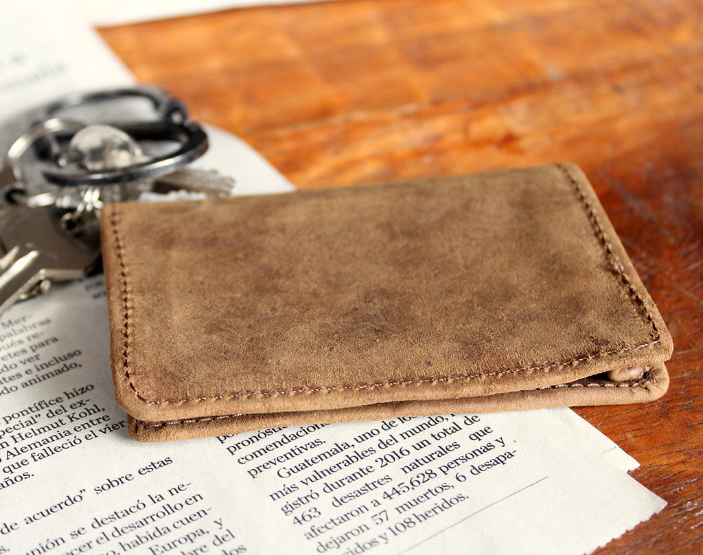 President's Leather Wallet