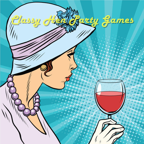 Classy Hen Party Games