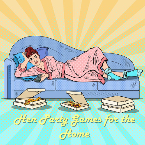 Hen Party Games for the Home
