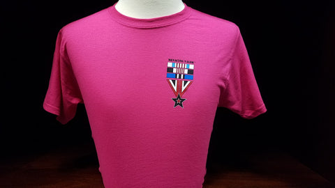 Men's Breast Cancer Awareness Tshirt