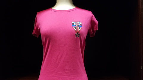 Women's Breast Cancer Awareness Tshirt