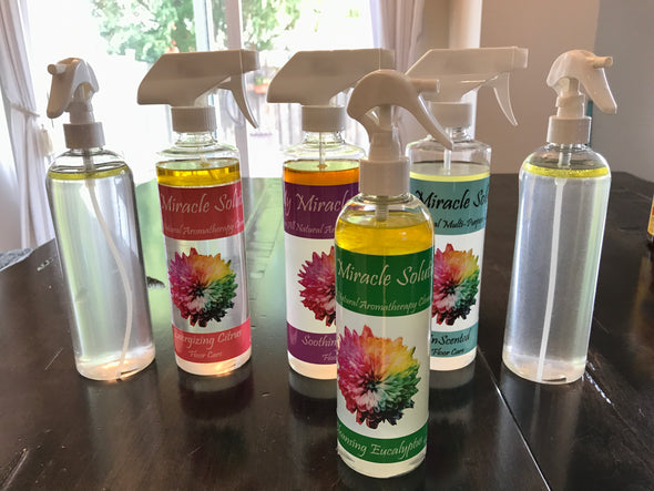 All Natural Eco Friendly Household Cleaning Products