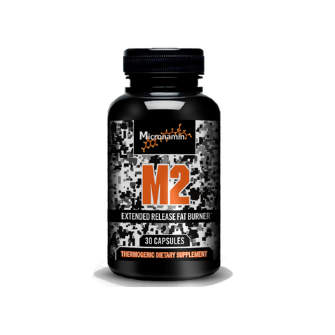 M2 – THERMOGENIC by Micronamin - My GoFitness